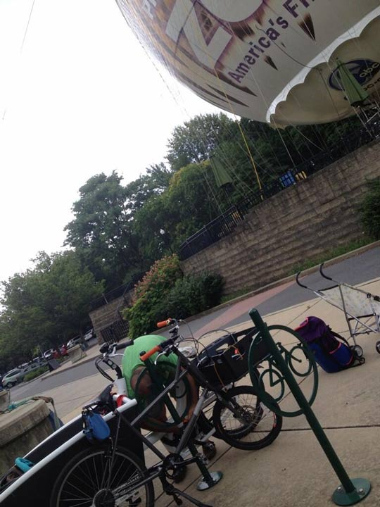 I'll miss parking next to you #6abcZooBalloon - Dena
