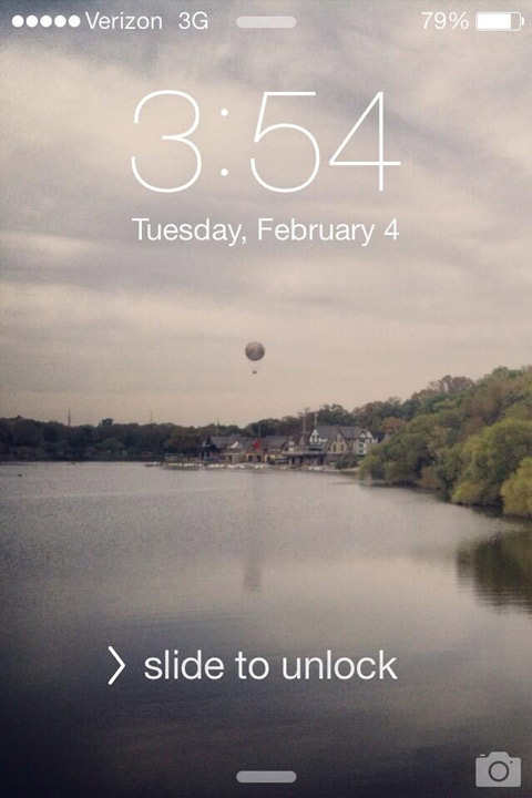 Very saddened by this news, @6abc! Your zoo balloon lives on in my lock screen. #6abcZooBalloon - Karen Auerbach