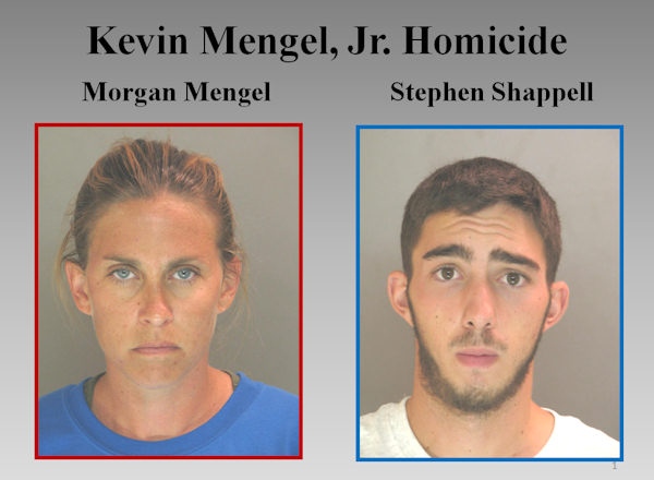 The Chester County District Attorney's Office released the text messages between Morgan Mengel and Stephen Shappell as they plotted and carried out the murder of Morgan's husband, Kevin Mengel.  Both have pled guilty in this case.