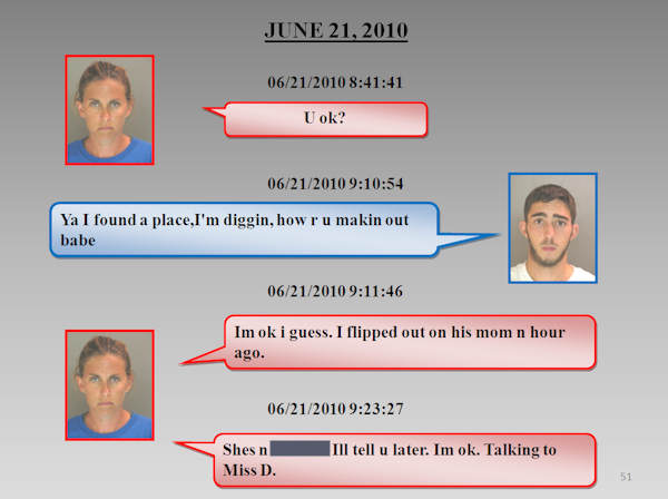 "<div class=""meta image-caption""><div class=""origin-logo origin-image ""><span></span></div><span class=""caption-text"">The Chester County Prosecutor's Office released the text messages between Morgan Mengel and Stephen Shappell as they plotted and carried out the murder of Morgan's husband, Kevin Mengel.</span></div>"