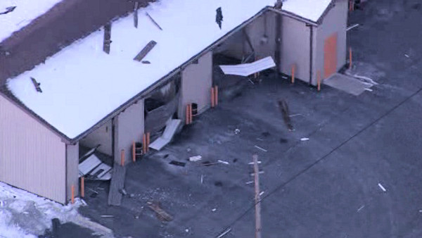 "<div class=""meta ""><span class=""caption-text "">Daytime pictures taken from Chopper 6 show the full extent of the devastating blast that rocked N. 13th and West Allen Streets in Allentown late Wednesday night. (WFMZ)</span></div>"