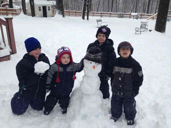 Snow day fun! #6abcsnow  <span class=meta>(Karen, Exton, PA )</span>