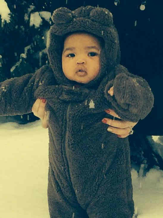 In south philly, Baby bears love the snow and Action News! #6abcsnow <span class=meta>(Ashley, South Philadelphia)</span>