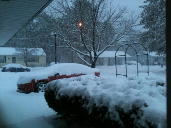 Viewer: Another 4 1/2 inches, Browns Mills, NJ