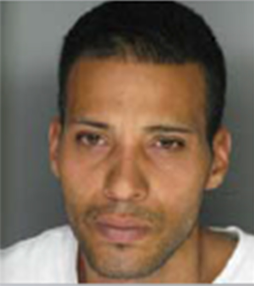 "<div class=""meta ""><span class=""caption-text "">Juan Santiago, age unknown, address unknown, is charged with five counts of delivery of heroin/cocaine, two counts of criminal use of a communication facility and two counts of conspiracy to deliver heroin/cocaine.</span></div>"