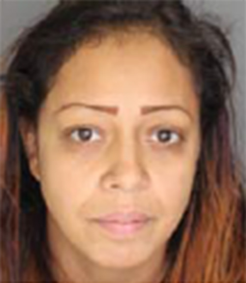 Juanita Boynton, 37, of Hazleton, Luzerne County, is charged with two counts of conspiracy possession with the intent to deliver heroin and one count of criminal use of a communication facility.