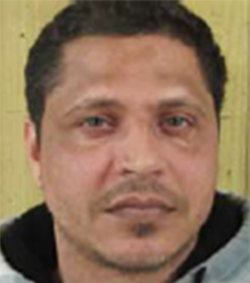 Rafael Colon, 42, of Hazleton, Luzerne County, is charged with one count of possession of synthetic marijuana.