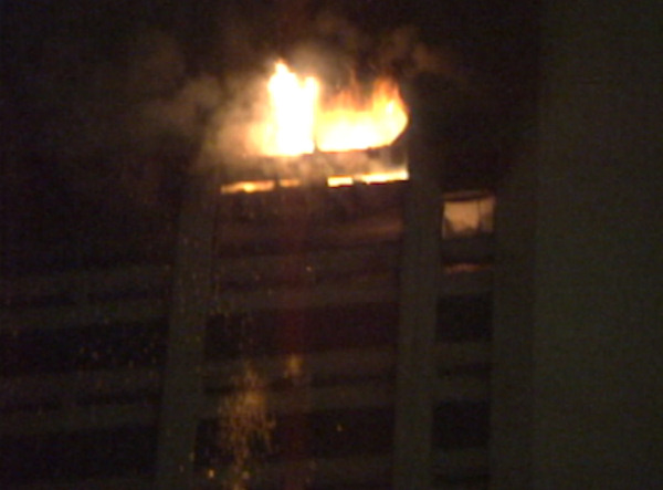 Action News was on the scene of the One Meridian Plaza fire in Center City back on Saturday, February 23, 1991.