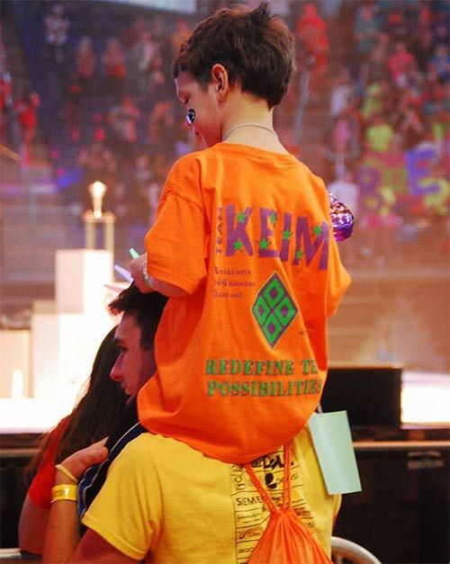 THON is the largest student-run charity in the world and has raised more than $101 million for the Four Diamonds Fund at Penn State Hershey Children's Hospital.