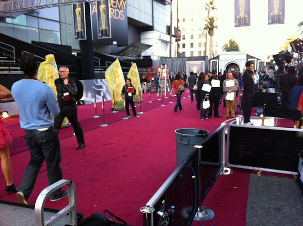 Action News at the 84th Academy Awards in Hollywood. <span class=meta>(6abc)</span>