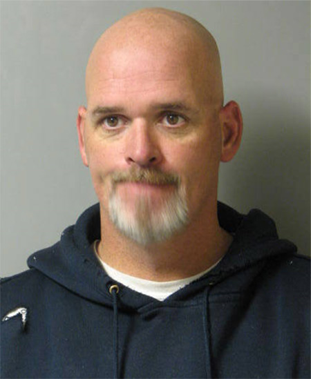 Todd Archino, 44, of Lewes, Delaware was arrested on Wednesday, March 5th after a tipster reported suspicious activity.  Police say the investigation revealed he burglarized the same home in February, stealing appliances and selling them for scrap.