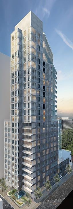 "<div class=""meta image-caption""><div class=""origin-logo origin-image ""><span></span></div><span class=""caption-text"">Scannapieco Development Corporation announced a plan to construct a luxury residential tower in the Old City section of Philadelphia.  The planned '500 Walnut' will be 26 stories tall and will face Independence National Historic Park.  Read more at 500Walnut.net </span></div>"