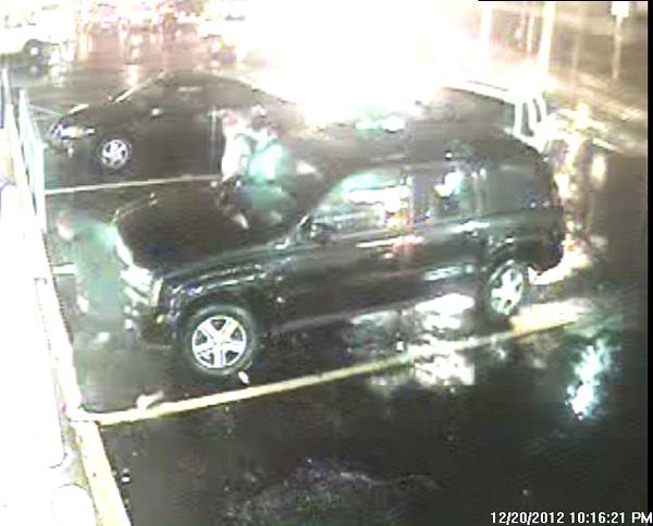 "<div class=""meta ""><span class=""caption-text "">Surveillance photo: Suspect vehicle used in connection with thefts from vehicles parked outside fitness clubs in Cherry Hill, N.J.</span></div>"