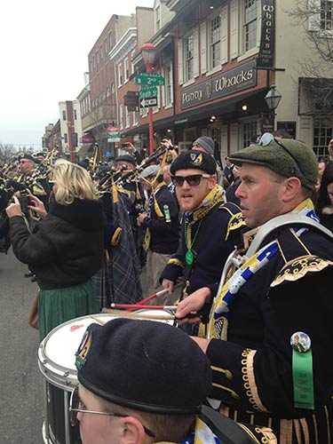 "<div class=""meta ""><span class=""caption-text "">Pictured: The Irish Society's surprise performance on South Street after Philadelphia St. Patrick's Day Parade  (Courtesy: South Street Headhouse District)</span></div>"