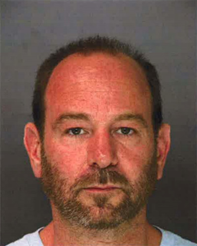 Scott Gulian of Lansdale, Pennsylvania iis charged with Patronizing Prostitution. His arrest comes as the result of a sting operation targeting prostitution in the Montgomeryville section of Montgomery Township.
