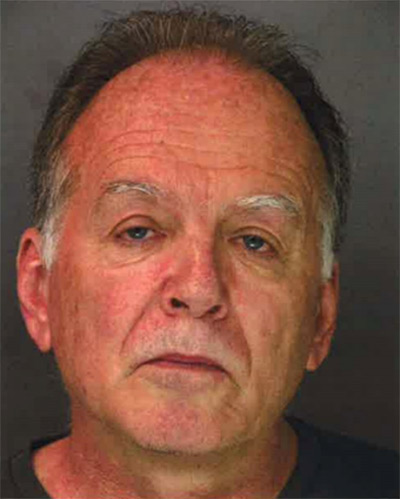 Steven Pribis of Penllyn, Pennsylvania is charged with Patronizing Prostitution. His arrest comes as the result of a sting operation targeting prostitution in the Montgomeryville section of Montgomery Township.
