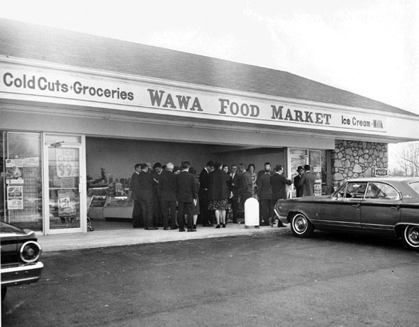 Classic photo of Wawa store  <span class=meta>(Photo&#47;Wawa)</span>