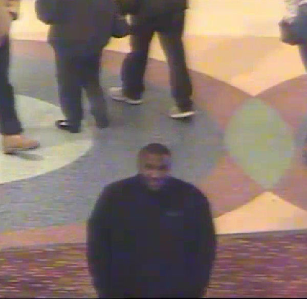 Chester police want you to take a good look at the surveillance pictures of the suspect. Anyone who knows this individual is urged to contact investigators at 610-447-7908.