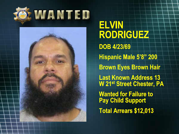 "<div class=""meta image-caption""><div class=""origin-logo origin-image ""><span></span></div><span class=""caption-text"">The Delaware County Sheriff's Department has updated its list of its most wanted fugitives.  If you have any information, submit a tip by email at rwanted@co.delaware.pa.us or call 1-877-RWANTED.</span></div>"