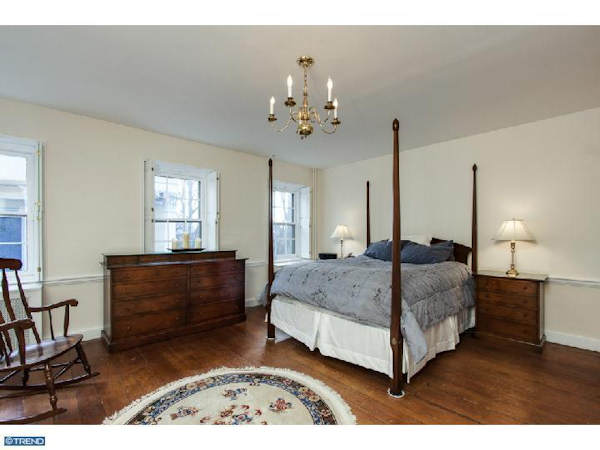 Open House: 415 Pine Street in Society Hill