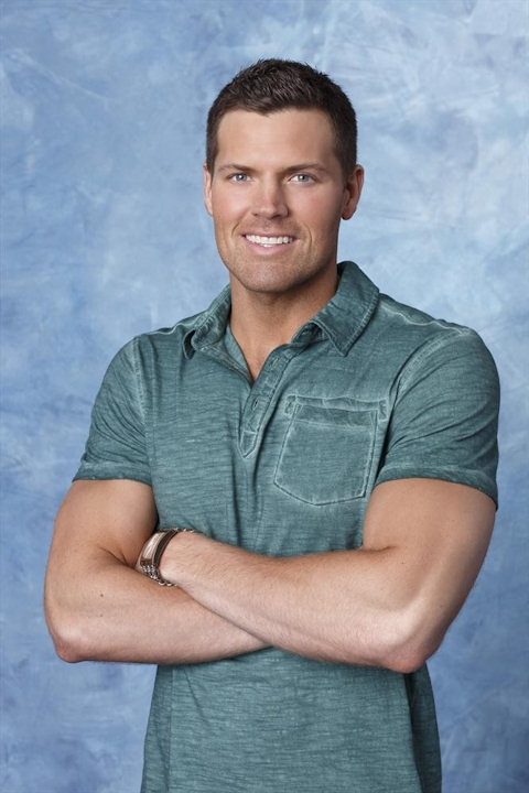 "THE BACHELORETTE - The ninth edition of ABC's hit romance reality series, ""The Bachelorette,"" will premiere MONDAY, MAY 27 (8:00-10:01 p.m., ET), on the ABC Television Network. (ABC/Craig Sjodin) BRAD"