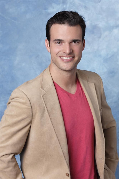 "THE BACHELORETTE - The ninth edition of ABC's hit romance reality series, ""The Bachelorette,"" will premiere MONDAY, MAY 27 (8:00-10:01 p.m., ET), on the ABC Television Network. (ABC/Craig Sjodin) BRIAN"