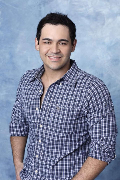 "<div class=""meta ""><span class=""caption-text "">THE BACHELORETTE - The ninth edition of ABC's hit romance reality series, ""The Bachelorette,"" will premiere MONDAY, MAY 27 (8:00-10:01 p.m., ET), on the ABC Television Network. (ABC/Craig Sjodin) DIOGO </span></div>"