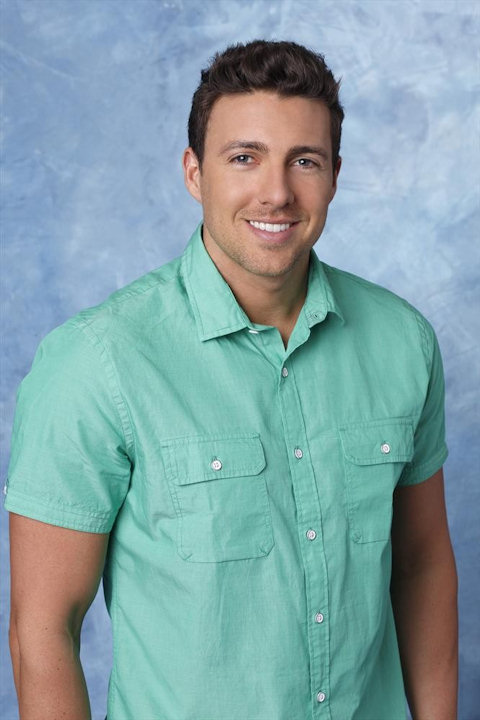 "THE BACHELORETTE - The ninth edition of ABC's hit romance reality series, ""The Bachelorette,"" will premiere MONDAY, MAY 27 (8:00-10:01 p.m., ET), on the ABC Television Network. (ABC/Craig Sjodin) ZACH"