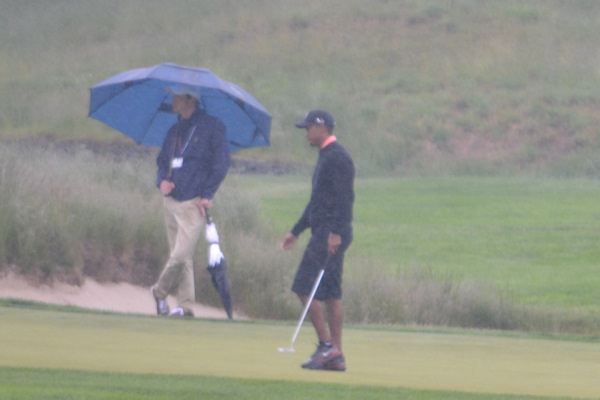 "<div class=""meta ""><span class=""caption-text "">Tiger Woods played a practice round at Merion Golf Club in Ardmore, Pennsylvania for the first time on Tuesday, May 28, 2013, in preparation for the U.S. Open. An Action News viewer sent in these photos. </span></div>"