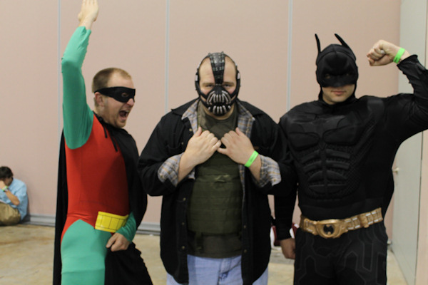All things comics, TV, movies, and pop culture assembled in the Pennsylvania Convention Center for the 2013 Wizard World Philadelphia Comic Con.   <span class=meta>(Brock Koller&#47;6abc.com)</span>