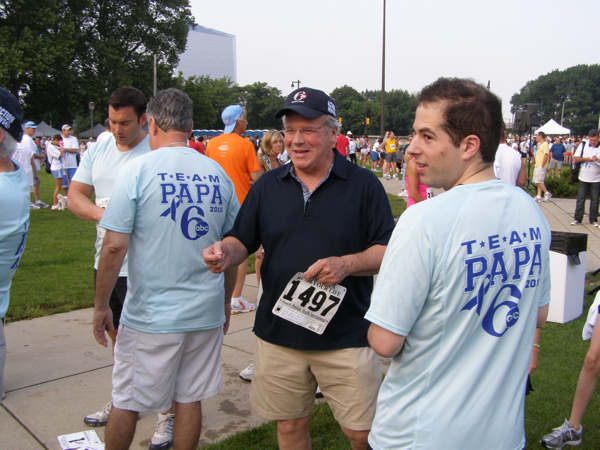 Pictures from Gary Papa Run for Your Life 2010