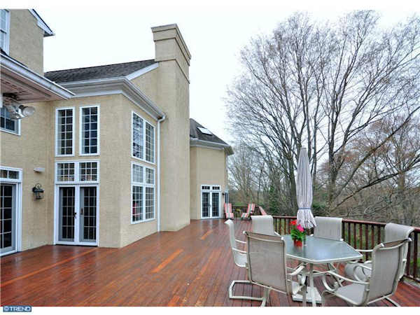 There will be an open house at this $1.5 million home at 710 Sturbridge Drive in Bryn Mawr, Pa. on Sunday, June 23rd from 1pm to 3pm.  Read more at LongandFoster.com.