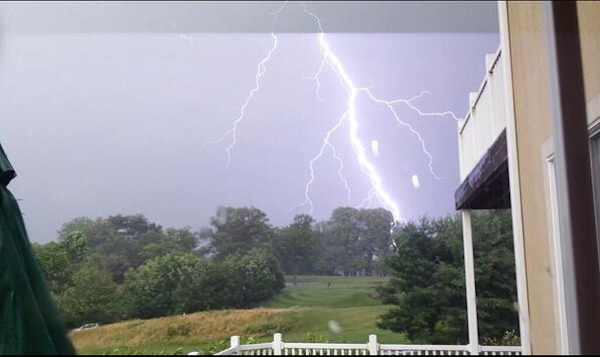 An Action News viewer took this photo from Avondale, Pa. on Monday, June 24, 2013. <span class=meta>(Viewer Photo)</span>