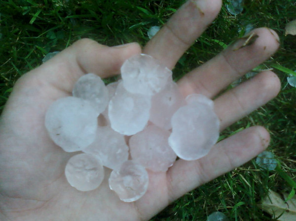 "<div class=""meta ""><span class=""caption-text "">Submitted by:Charles   Caption:Hail in Havertown   RELATED: CLICK HERE for more viewer submitted photos</span></div>"