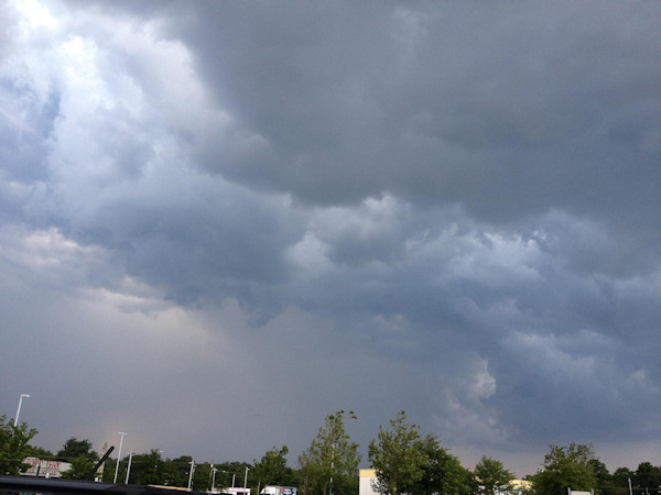 An Action News viewer took this photo in Absecon, NJ on June 25, 2013. <span class=meta>(Viewer Photo)</span>