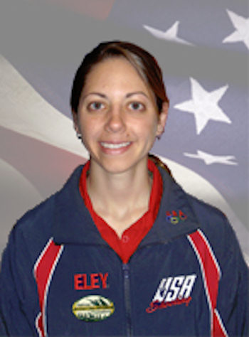 "Pictured: Jamie Beyerle Gray, Shooting, 5'2"" 120, 5/26/1984, Lebanon, 10m Air Rifle; 50m Air Rifle Three Position   A total of 35 Pennsylvanians will compete in the 2012 Summer Olympic Games in London.    (usashooting.org Photo)"