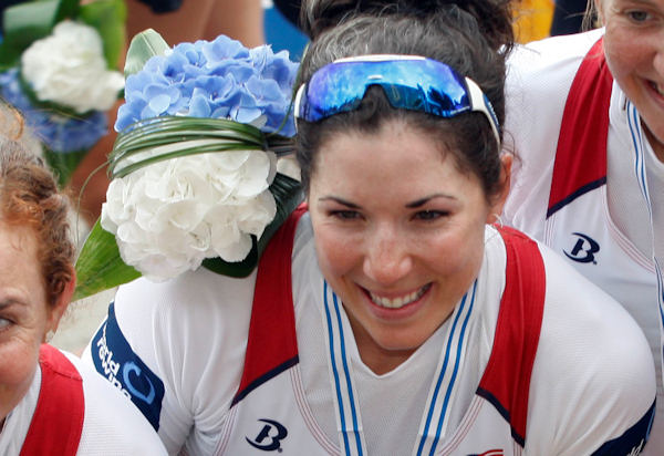 "<div class=""meta ""><span class=""caption-text "">Pictured: Natalie Dell, Rowing, 5'9"" 170, 2/20/1985, Clearville, Women's Quadruple Sculls  A total of 35 Pennsylvanians will compete in the 2012 Summer Olympic Games in London.    (AP Photo)  </span></div>"