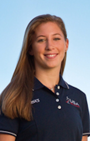 "Pictured: Katie O'Donnell, Field Hockey, 5'1"" 125, 12/6/1988, Blue Bell, Forward  A total of 35 Pennsylvanians will compete in the 2012 Summer Olympic Games in London.    (teamusa.org Photo)"