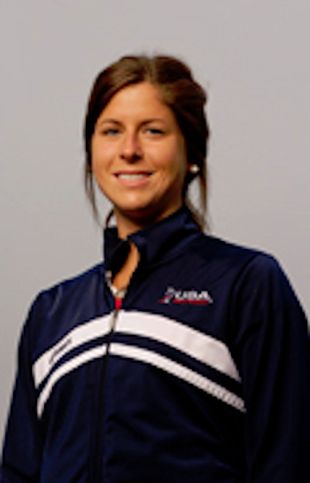 "Pictured: Julia Reinprecht, Field Hockey, 5'3"" 125, 7/12/1991, Perkasie, Midfield  A total of 35 Pennsylvanians will compete in the 2012 Summer Olympic Games in London.    (teamusa.org Photo)"