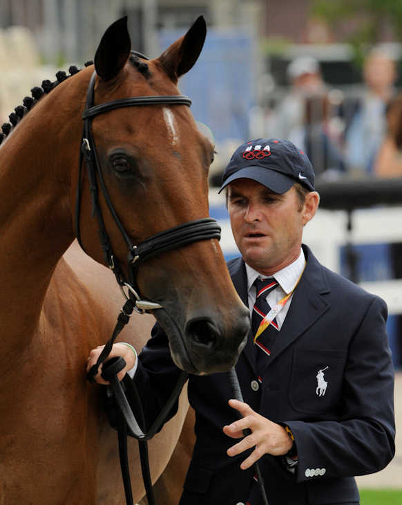 "Pictured: Phillip Dutton, Equestrian 5'6"" 150, 9/13/1963, West Grove, Eventing  A total of 35 Pennsylvanians will compete in the 2012 Summer Olympic Games in London.    (AP Photo)"
