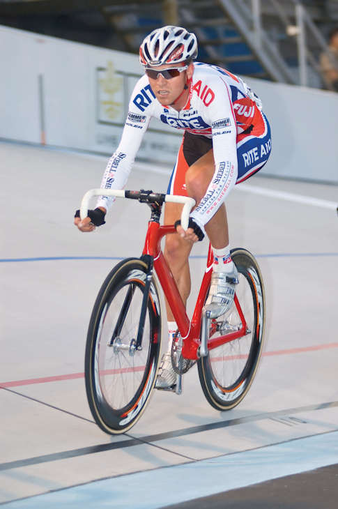 "Pictured: Bobby Lea, Cycling, 6'2"" 170, 10/17/1983, Topton, Track  A total of 35 Pennsylvanians will compete in the 2012 Summer Olympic Games in London.    (AP Photo)"