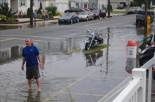 Landis Ave near 59th Street in Sea Isle City, NJ. Submitted by: www.iLoveSeaisle.com