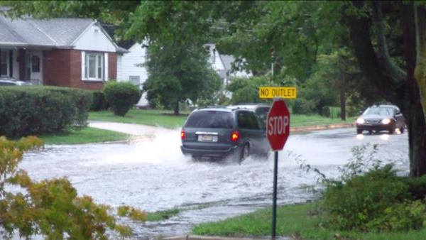 "<div class=""meta ""><span class=""caption-text "">An Action News viewer sent in this picture of flooding in the Kirkwood section of Voorhees, NJ.</span></div>"