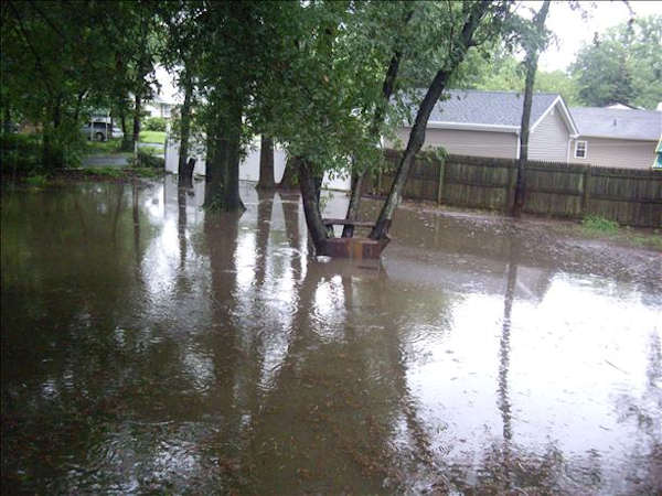 "<div class=""meta ""><span class=""caption-text "">Submitted through sendit.6abc.com:  This is what our yard looks like in Croydon after the rain we just had. (on Sunday) </span></div>"