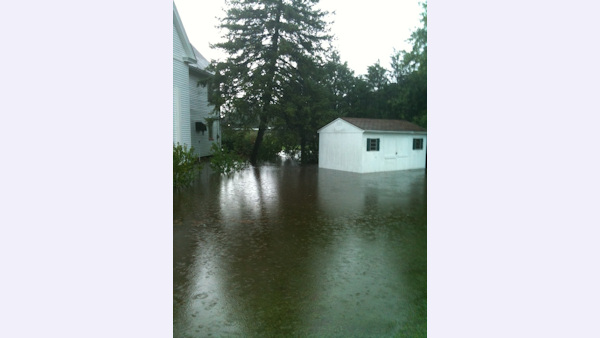 Action News viewer Tim Dougherty from Mickleton, NJ sent in this photo.