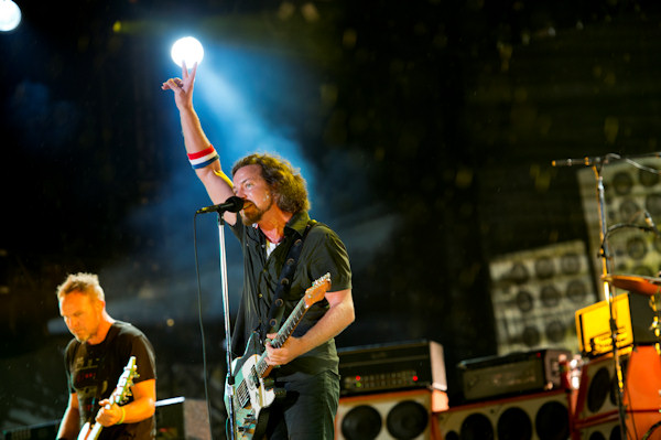 "<div class=""meta ""><span class=""caption-text "">Pearl Jam performs at the ""Made In America"" music festival on Sunday Sept. 2, 2012, in Philadelphia. (Photo by Drew Gurian/Invision/AP)   </span></div>"