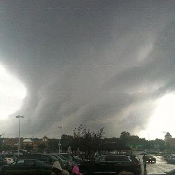 Action News viewer Brandon Turco sent this photo from the Wegmans in Cherry Hill on September 4, 2012.