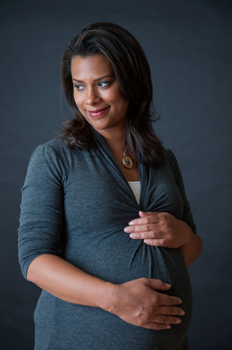 "<div class=""meta ""><span class=""caption-text "">Tamala Edwards recently had professional photographs taken to capture the memory of her second pregnancy. She details the experience in this week's Parenting blog. Photos courtesy Ian Campbell, www.icphoto.com. </span></div>"