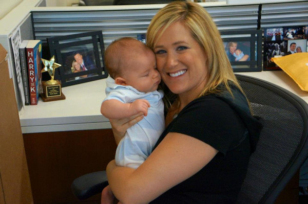 "<div class=""meta ""><span class=""caption-text "">Jamie Apody brought her new baby boy Tanner into the studio to meet the Action News family.</span></div>"