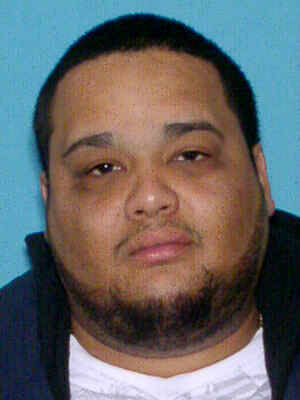 Pictured: Alex Suarez Jr., 32, of Camden, who was indicted by the New Jersey Attorney General's office as part of an anti-violence initiative targeting trafficking and illegal possession of guns.